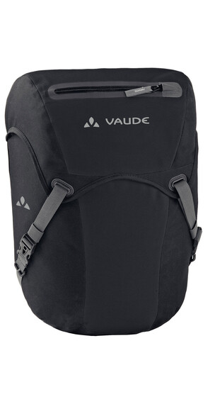 VAUDE Discover II Torba rowerowa czarny
